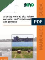 ISPRA_2010_Aree Agricole ad alto valore naturale_dall'individuazione alla gestione