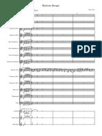 Baritone Boogie (Partitura)