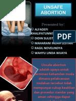 Unsafe Abortion