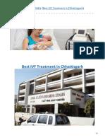 Best IVF Treatment in Chhattisgarh