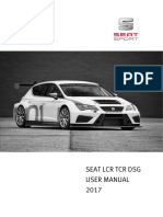 Manuale d'Uso Leon DSG