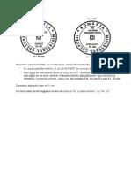 2019 macheta stampila specialist,  expert
