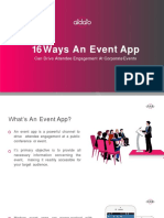 16 Ways an Event App Can Drive Attendee Engagement | AIDA