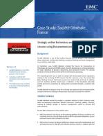 EMC ASR Case Study - Societe Generale