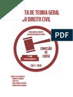 Teoria Geral Do Direito Civil Sebenta (1)