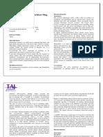 Levocetirizine 5mg & Montelukast 10mg Tablets-Taj Pharma