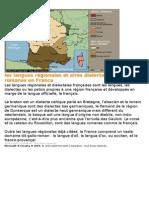 les langues régionales et aires dialectales gallo2