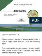 Irrigation Infos