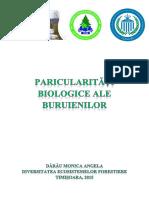 Particularitati biologice ale buruienilor