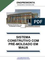 Sistema Construtivo Com Pré-Moldado Em Mauá