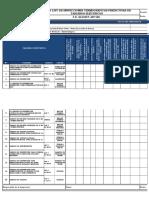 F.R- 42-SGSST- AFP SRL Check List de tableos eléctricos