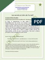 Document de 5 Pages
