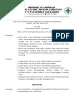 15-SK Standar Pelayanan Tata Usaha fix