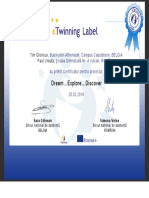 etw certificate 166678 ro
