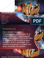 Installation-Art-ppt