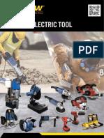 Electric Tool broshure 2019
