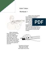 Beginner Violin Tuition Book 1.pdf