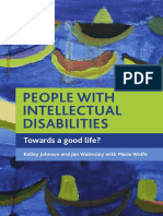 people with intellectual disability