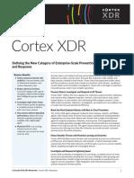 cortex-xdr