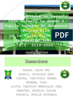 Research Proposal ppt