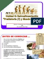 3. Prehistoria y Primeras Civilizaciones