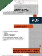 Farmacocinética (farmacología general )