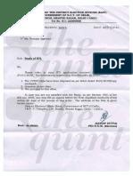 RTI reply on VVPAT slips