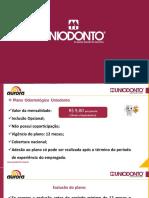 Apresentação uniodonto -
