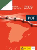 Anuario 2009 (Mº Interior)