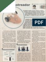 Mecatronica facil robô rastreador