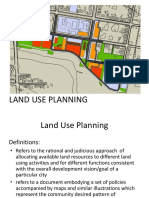 05 land use planning