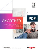 Smarther le thermostat connecté