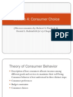 Lecture 4 Consumer Behaviour