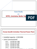 NTPC Uchahar Power Plant Boiler Explosion.pptx