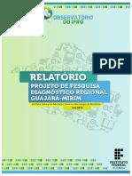 RELATRIO FINAL Guajará
