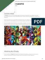 ORIXÁS_ História, Umbanda e Orixás de Casa Signo [ATUALIZADO 2019!] 2