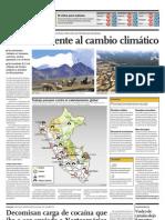 Acciones frente al cambio climático