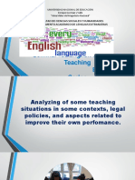 Seminar for English language teaching LESSON 2