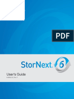 StorNext Users Guide