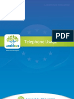 Telephone Usage for Assistants Arboreus eBook