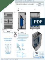 Transformador Auxiliar 24/0.4 kV 75kVA