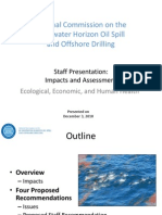 Impacts and Assessment Presentation