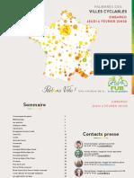 Dossier de Presse Vélo