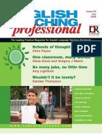 English Teaching Professional Magazine 63
