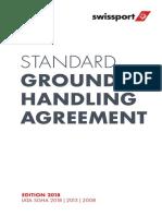 Standard Ground Handling Aircraft dari Swiss