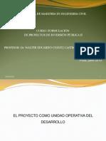 Evaluación de Proyectos Maestria Civil2019Junio