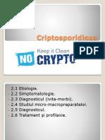 Criptosporidioza