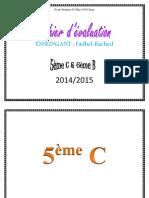cahier d_évaluation 5 & 6
