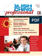English Teaching Professional Magazine 60