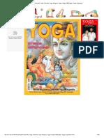Revista 86, Yoga, Revista Yoga Integral, Yoga Integral ® Digital, Yoga Argentina
